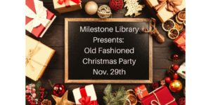 MIlestone Library Old Fashioned Christmas